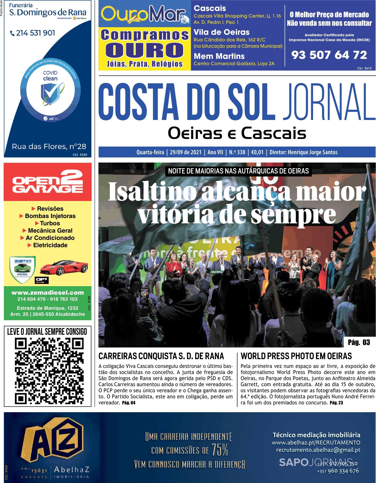 Costa do Sol