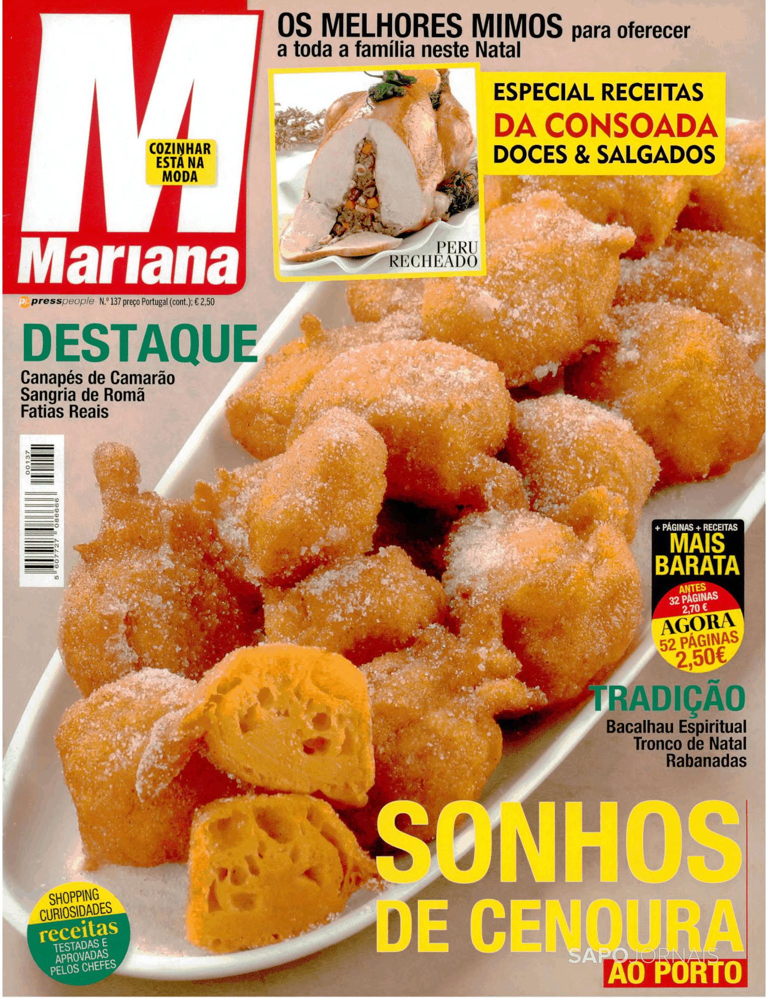 Mariana Culinária