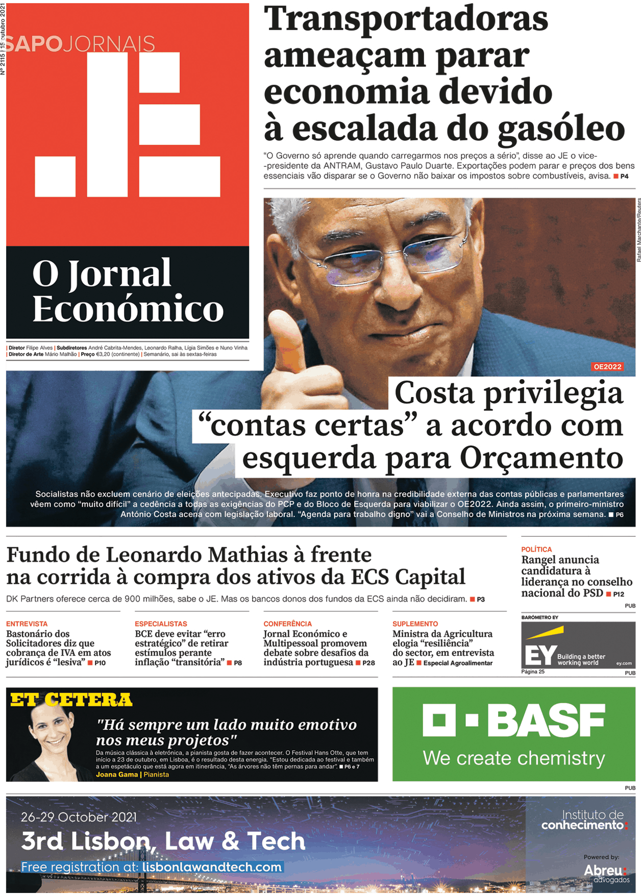 O Jornal Económico