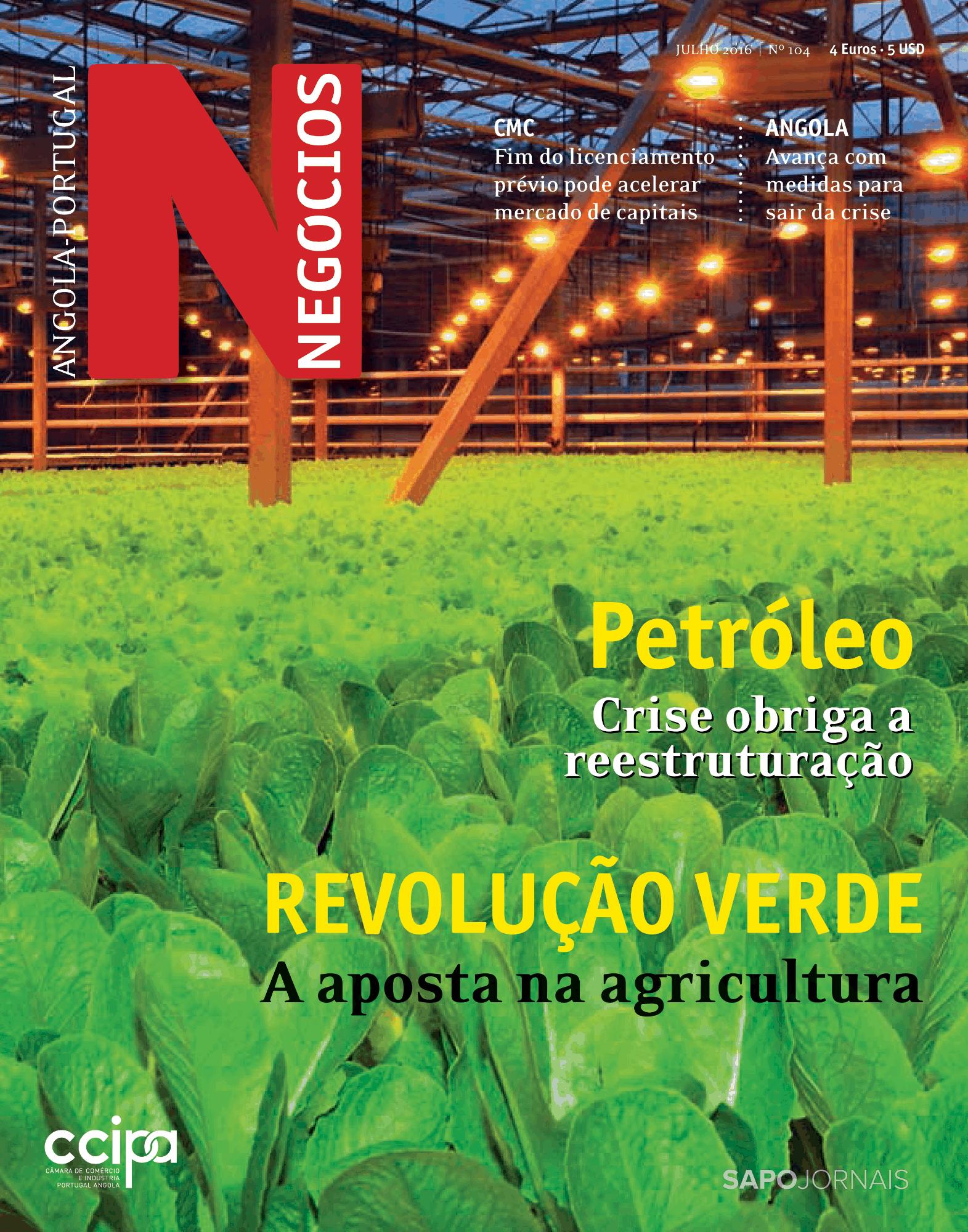 Negócios Angola-Portugal