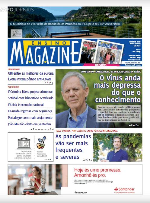 Ensino Magazine