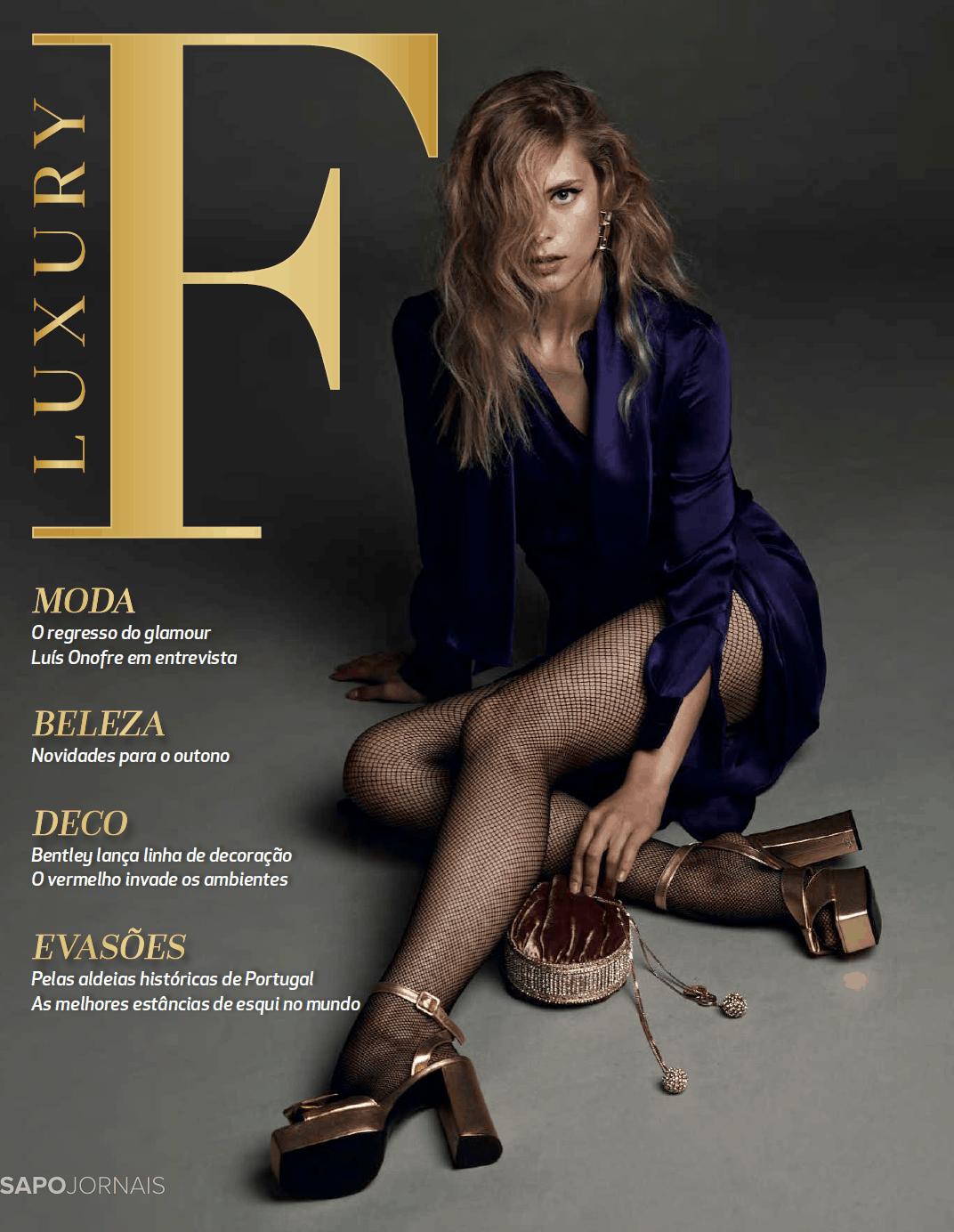 F Luxury Magazine Angola