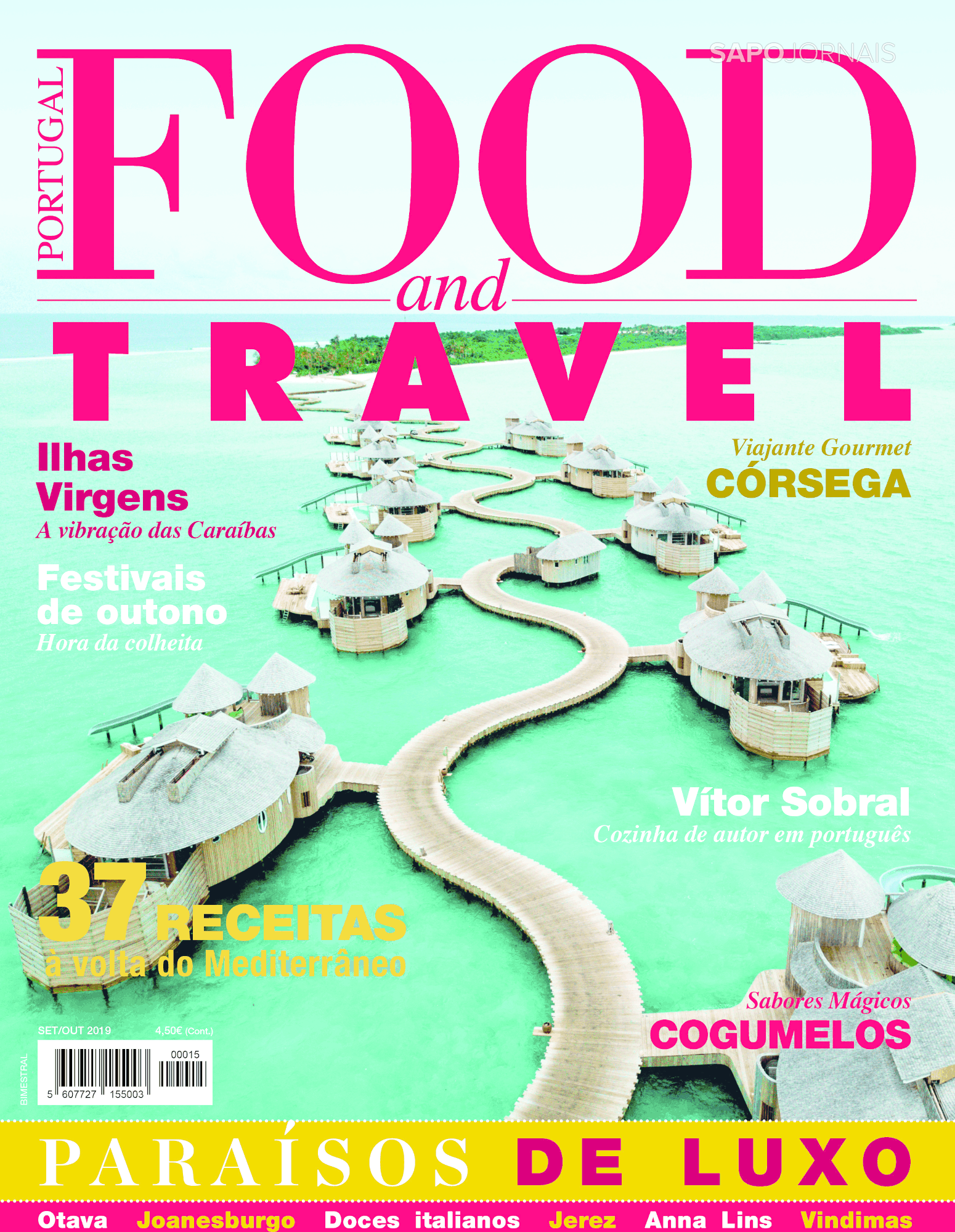 Food and Travel Portugal