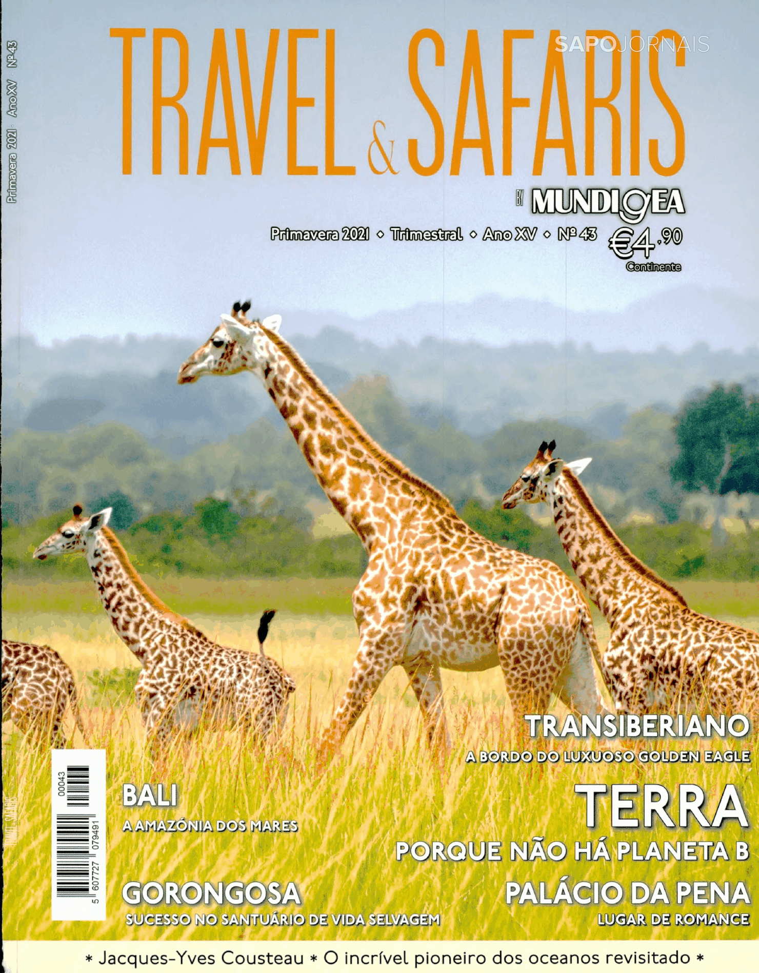 Travel e Safaris
