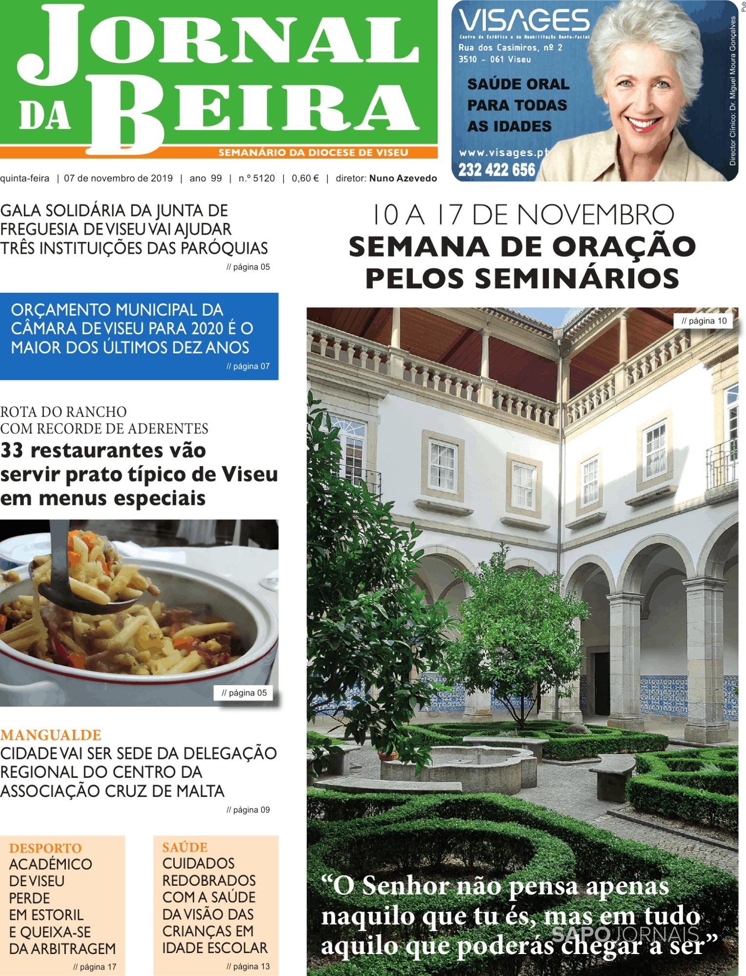 Jornal da Beira
