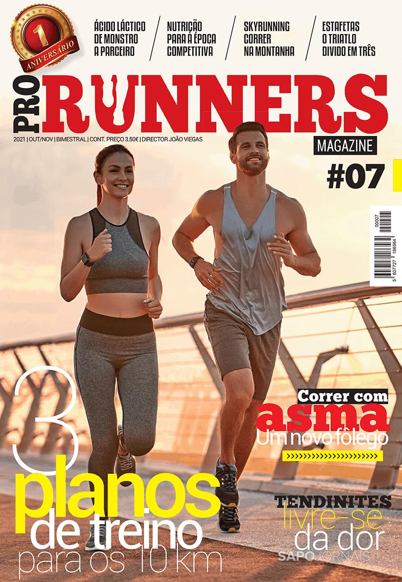 Pro Runners Magazine