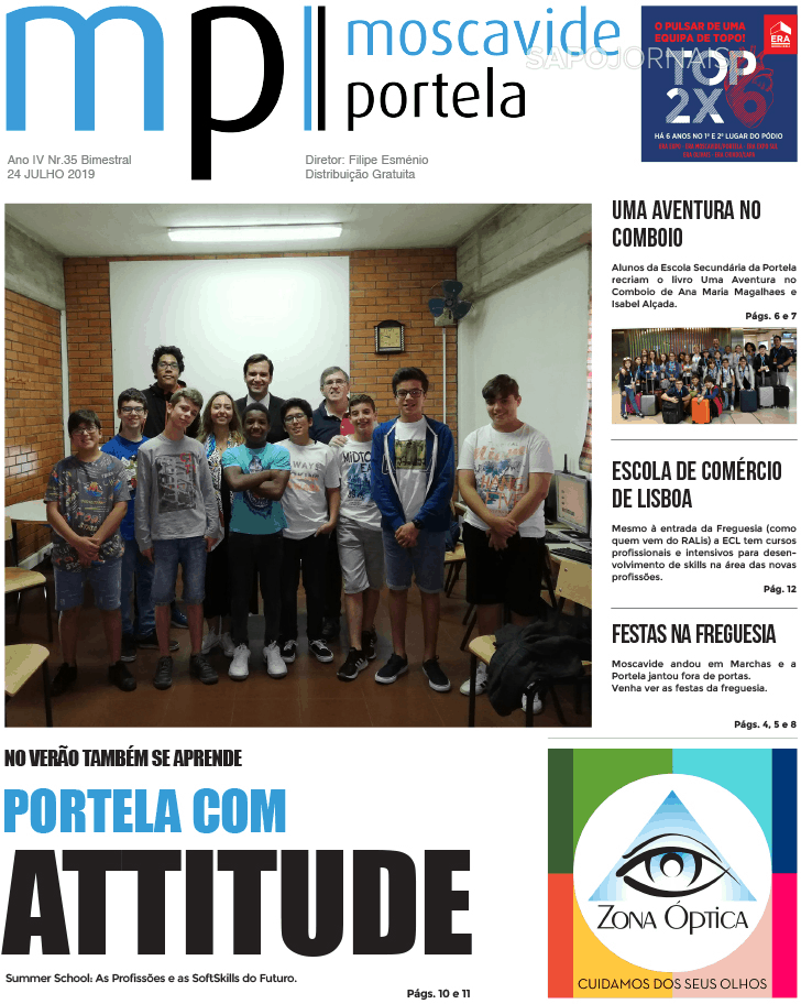 MP || Moscavide Portela