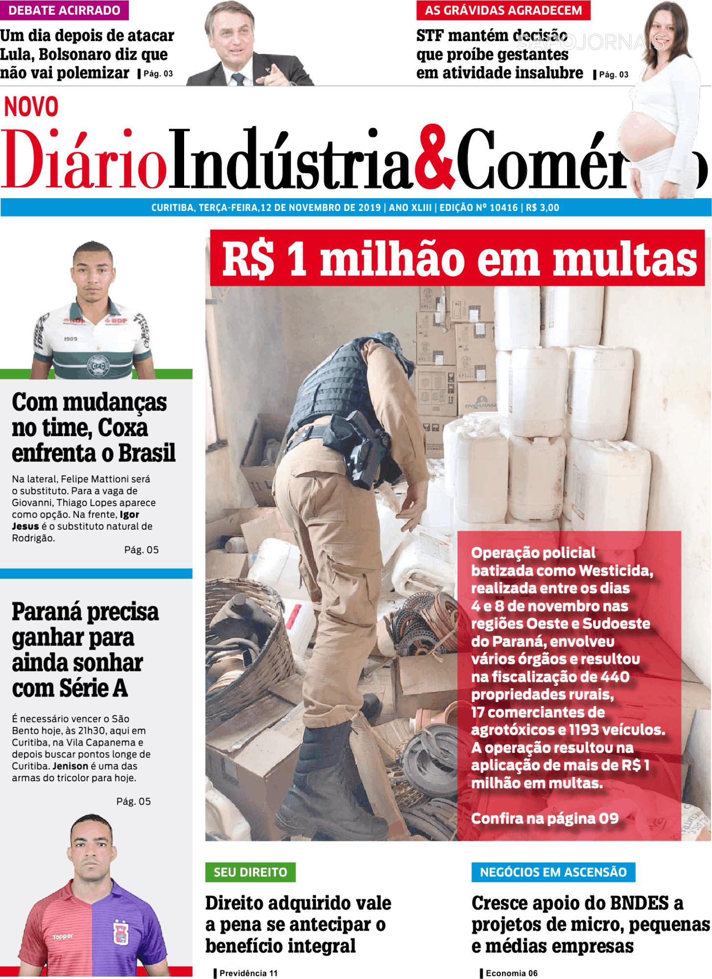 Diário Indústria & Comércio