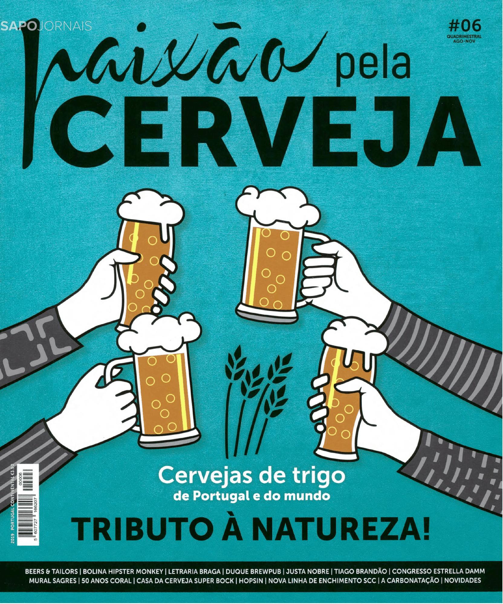 Paixão pela Cerveja