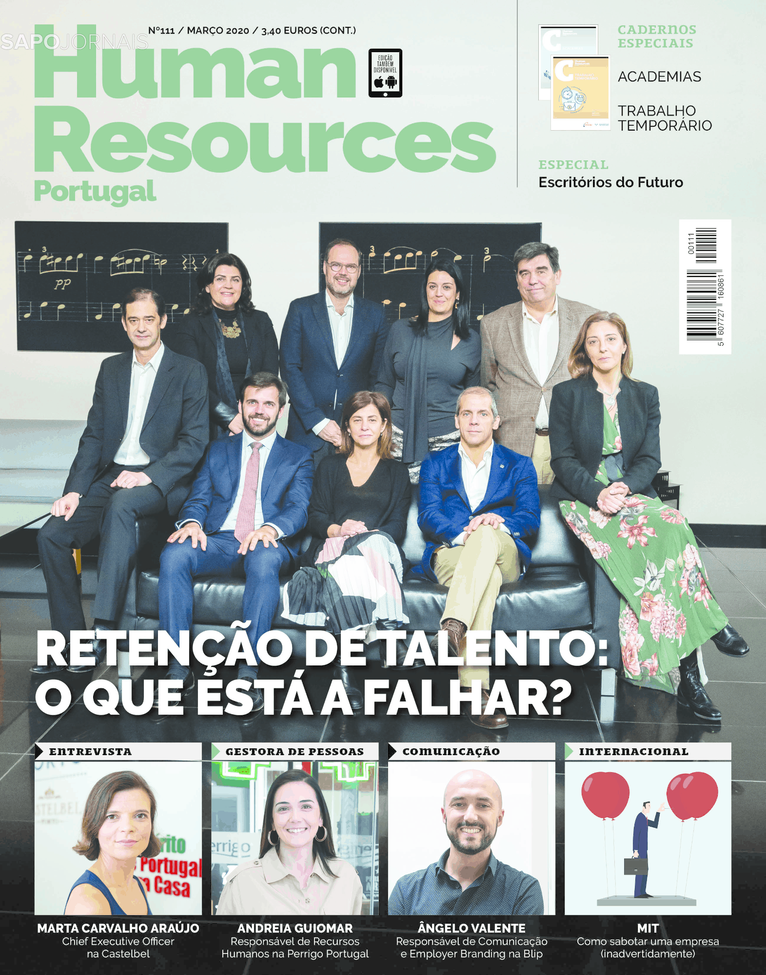 Human Resources Portugal