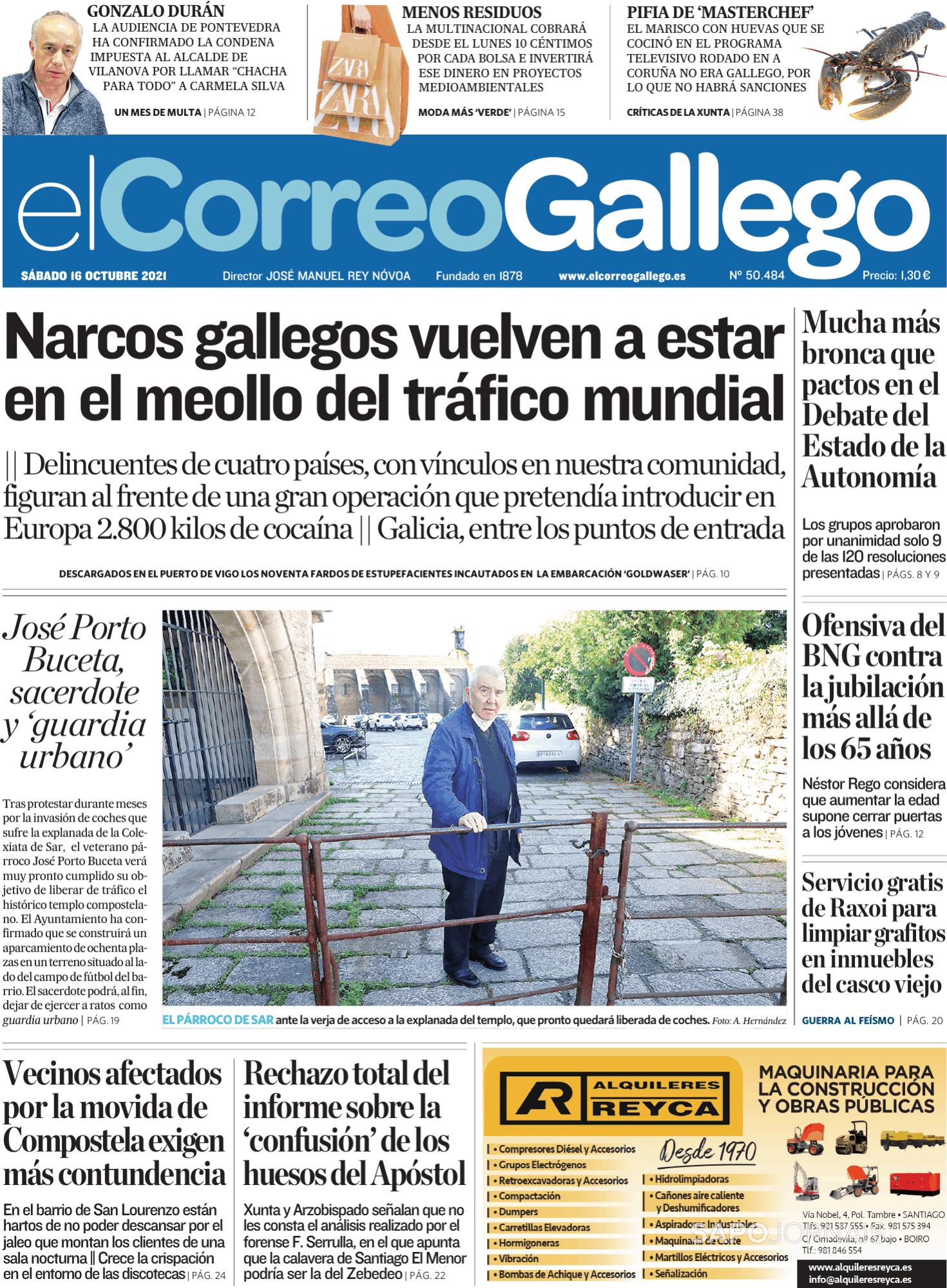 El Correo de Gallego