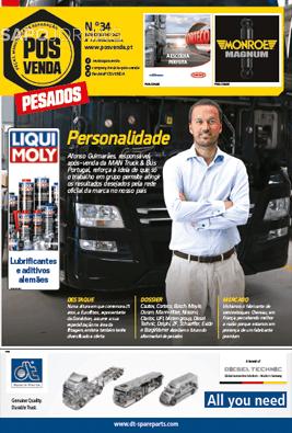 Revista Pós-Venda Pesados