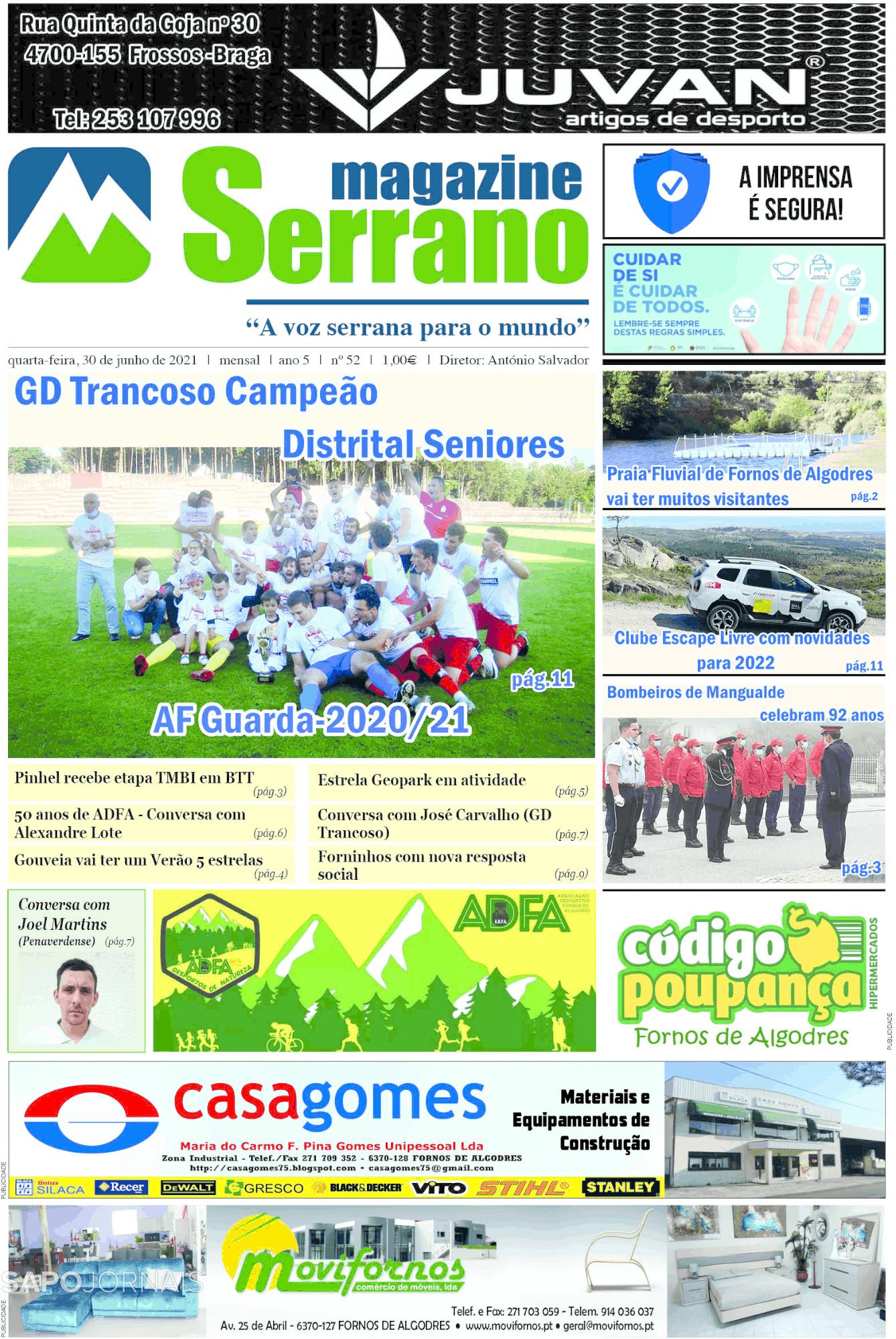 Magazine Serrano
