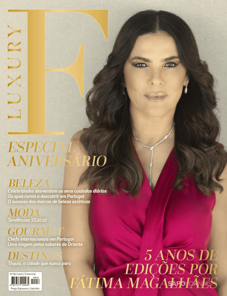 F Luxury Magazine